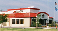 pizza hut exterior